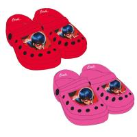 CLOGS LADY BUG