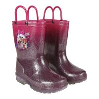 BOOTS RAIN PVC LIGHTS LOL 1