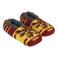 CHAUSSONS SEMELLE MOLLE HARRY POTTER GRYFFINDOR