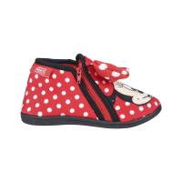 HOUSE SLIPPERS HALF BOOT MINNIE 1