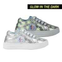 DEPORTIVA BAJA GLOW IN THE DARK FROZEN II