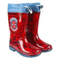 BOTAS LLUVIA PVC SPIDERMAN 1