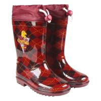 BOTAS LLUVIA PVC HARRY POTTER 1