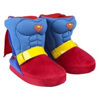 HOUSE SLIPPERS BOOT SUPERMAN