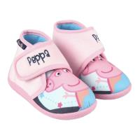 HOUSE SLIPPERS HALF BOOT PEPPA PIG