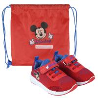 SPORTY SHOES LOW MICKEY