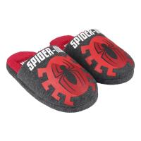 HOUSE SLIPPERS OPEN SPIDERMAN