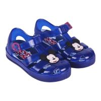 SANDALS BEACH TRANSPARENT MICKEY