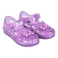 SANDALS BEACH GLITTER MINNIE