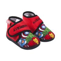 ZAPATILLAS DE CASA MEDIA BOTA AVENGERS