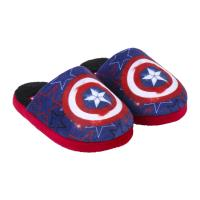 HOUSE SLIPPERS OPEN AVENGERS CAPITAN AMERICA