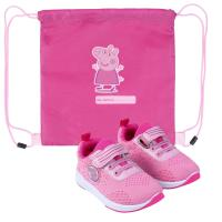 SPORTY SHOES SUELA PVC PEPPA PIG