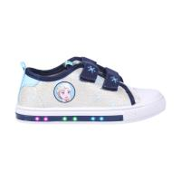 SNEAKERS PVC SOLE WITH LIGHTS COTTON FROZEN II