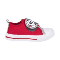 SNEAKERS PVC SOLE COTTON MICKEY