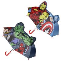UMBRELLA POP-UP MANUAL AVENGERS