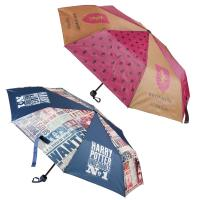PARAPLUIE PLIAGE MANUEL HARRY POTTER