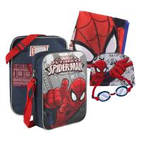 SET ESCOLAR PISCINA SPIDERMAN
