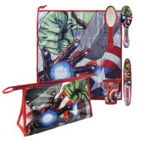 NECESER SET ASEO PERSONAL/VIAJE AVENGERS