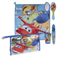 TROUSSE DE TOILETTE SET DE TOILETTAGE PERSONNEL/TRIP SUPER WINGS