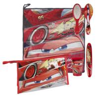 TRAVEL SET PERSONAL TOILETBAG / TRAVELBAG CARS 3