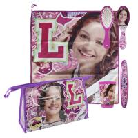 TRAVEL SET TOILETBAG SOY LUNA