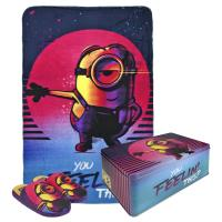 METAL BOX SET MINIONS