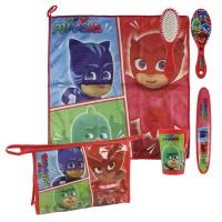 TROUSSE DE TOILETTE SET DE TOILETTAGE PERSONNEL PJ MASKS
