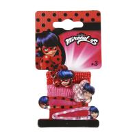 HAIR ACCESSORIES DISPLAY LADY BUG 1