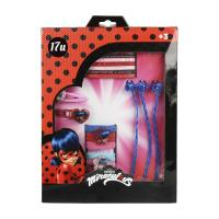 HAIR ACCESSORIES BOX LADY BUG
