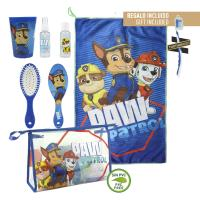 TRAVEL SET TOILETBAG PAW PATROL