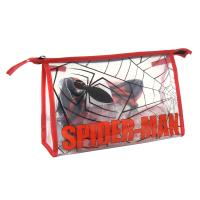 TROUSSE DE TOILETTE SET DE TOILETTAGE PERSONNEL SPIDERMAN 1
