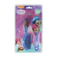 BRUSHES DISPLAY SHIMMER AND SHINE 1