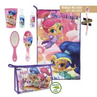 TRAVEL SET TOILETBAG SHIMMER AND SHINE