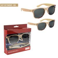 SUNGLASSES BOX SET AVENGERS CAPITAN AMERICA