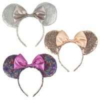 DIADEMA PREMIUM SEQUINS MINNIE