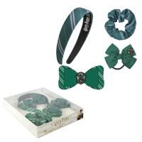 HAIR ACCESSORIES BOX 4 PIEZAS HARRY POTTER SLYTHERIN