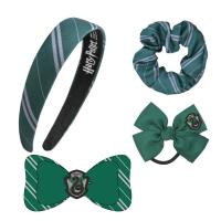 HAIR ACCESSORIES BOX 4 PIEZAS HARRY POTTER SLYTHERIN 1