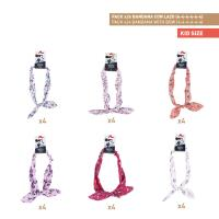 HAIR ACCESSORIES BANDANA PACK x24 (MINNIE)
