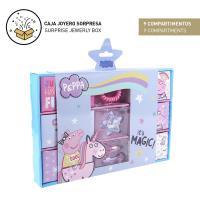 BEAUTY SET BOX SURPRISE PEPPA PIG