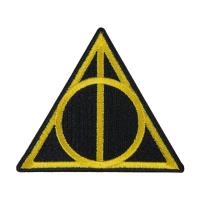 PARCHE HARRY POTTER 1
