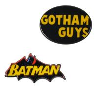 BROOCH BATMAN 1