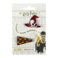 BROOCH HARRY POTTER GRYFFINDOR