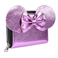 PORTEFEUILLE PORTE-CARTES SIMILICUIR MINNIE