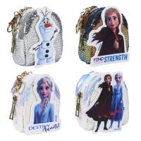 KEY CHAIN COIN PURSE FROZEN 2