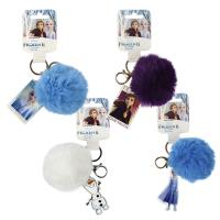 KEY CHAIN POMPOM FROZEN 2