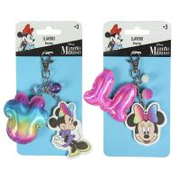 KEY CHAIN 3D MINNIE