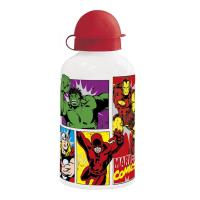 GARRAFA DE ALUMINIO DISPLAY MARVEL 1