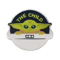 BROOCH THE MANDALORIAN THE CHILD 1