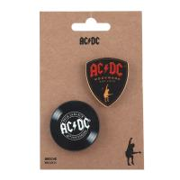BROOCH ACDC