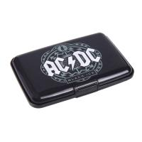 PURSE BUSINESS CARD HOLDER RIGID ACDC